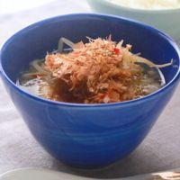 豚バラもやしのスープ