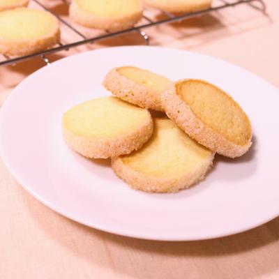 サクサクしゃりしゃり美味しいクッキー