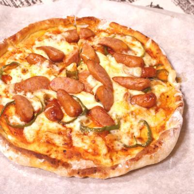 おうちで簡単ピザ