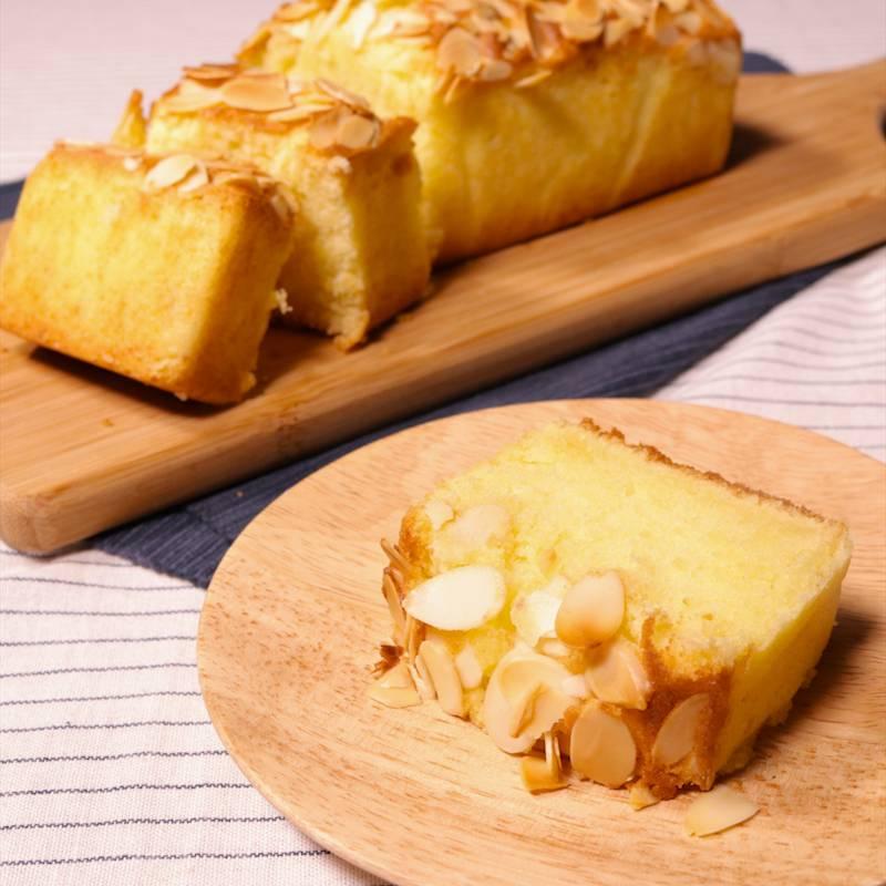 たっぷりアーモンドのパウンドケーキ 作り方 レシピ クラシル