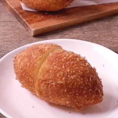 グリーンポテトカレーパン