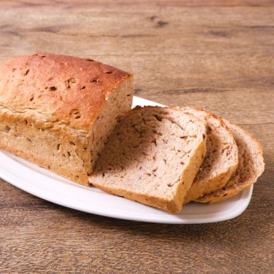 プンパニッケル風ライ麦パン