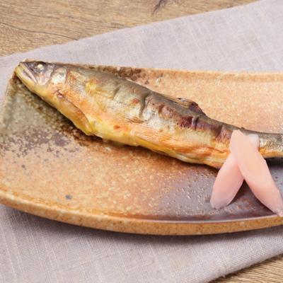 鮎の味噌焼き