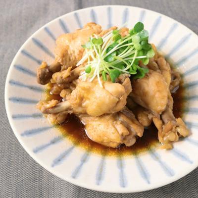 鶏手羽元の柔らか煮