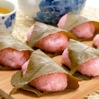 おうちで簡単 関西風桜餅