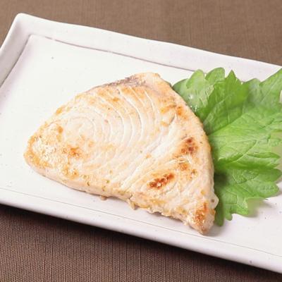 メカジキの柚子胡椒焼き
