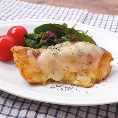 チーズとろーり タラのカレームニエル