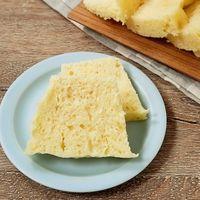 レンジで簡単!チーズ蒸しパン
