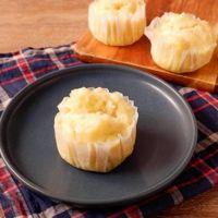 おやつに最適!簡単チーズ蒸しパン