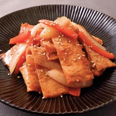 韓国おでんの甘辛炒め