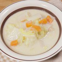 白菜たっぷり和風シチュー