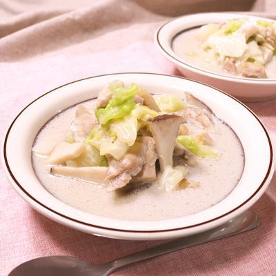 エスニックな香り 鶏もも肉のココナッツミルク煮