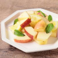 りんごとレモンのさわやかマリネ