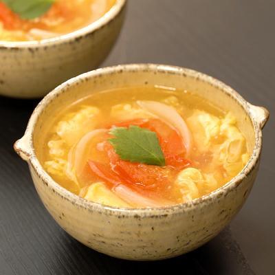 【野永シェフ】トマ玉スープ