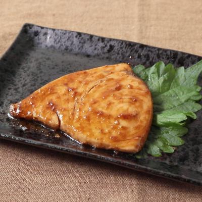 柚子胡椒香る  カジキの照り焼き