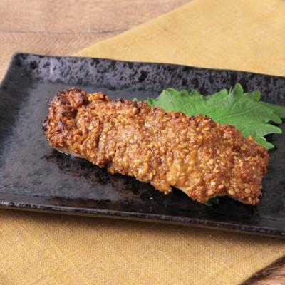 鰆のゴマゴマ味噌焼き
