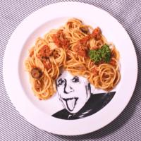 煮込んで簡単 サバ缶トマトパスタ