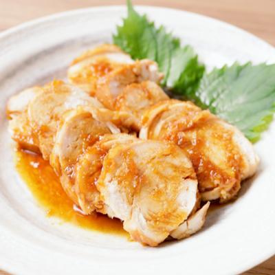 炊飯器で柔らか 鶏むねチャーシュー