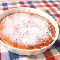 フランス生まれのバターケーキ レモン風味のカトルカール