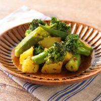 簡単スパイス料理 たっぷり野菜のサブジ