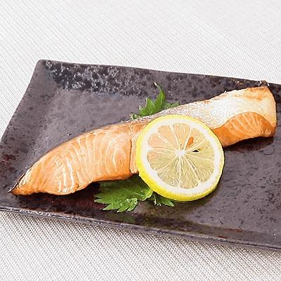 レモン香る 鮭の幽庵焼き