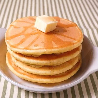 豆乳パンケーキ