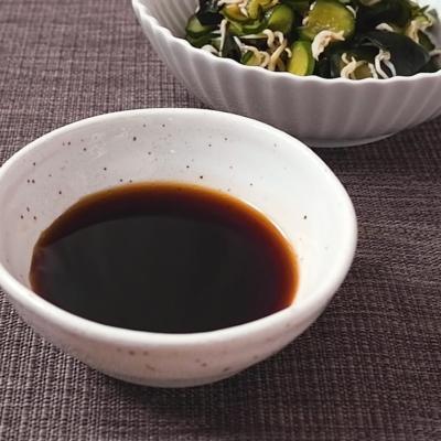 便利に使える 二杯酢の作り方