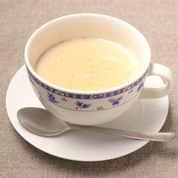 お鍋でコトコト ほうじ茶ラテ