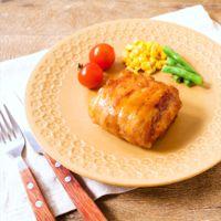 ボリューム満点!チーズインポテサラの豚肉包み