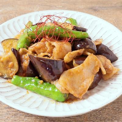 サムジャンでコクうま 豚肉と野菜の炒め物