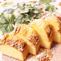 洋菓子の基本!パウンドケーキ