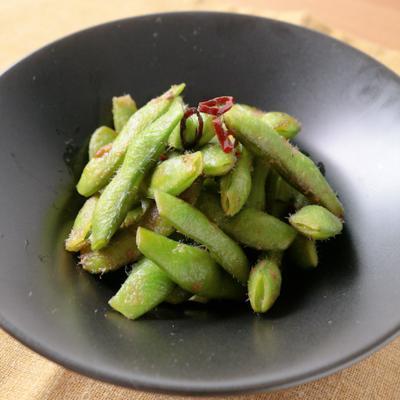 アンチョビガーリック枝豆