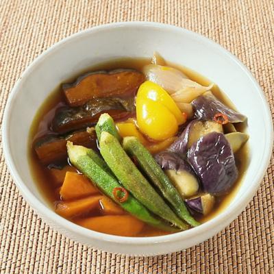 彩り野菜のオランダ煮