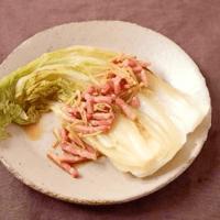 甘々白菜ステーキ