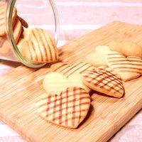 ぽんぽん簡単可愛いステンシルクッキー