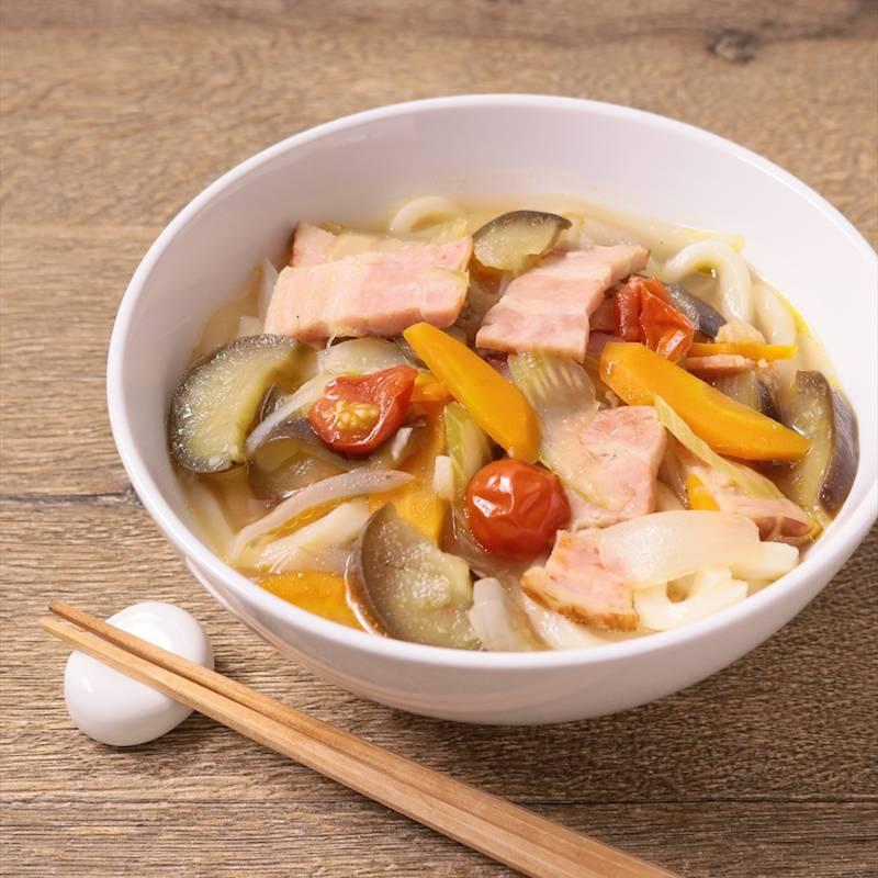 コンソメ スープ リメイク