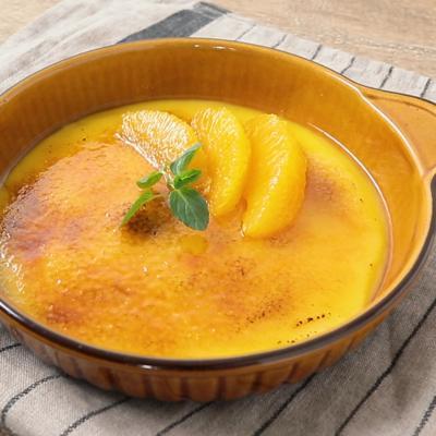 オレンジ風味 カタラーナ