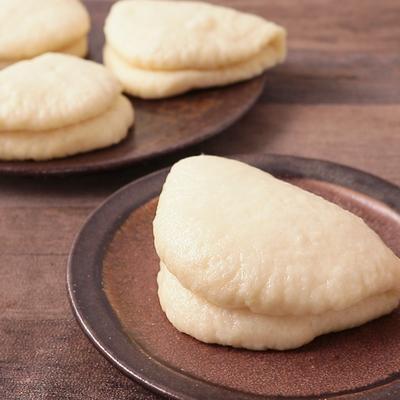 ふんわり中華割パン