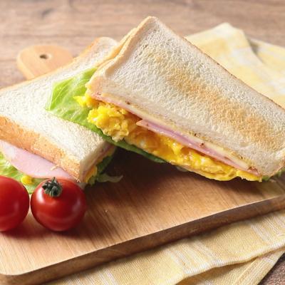 ハムと卵のサンドウィッチ