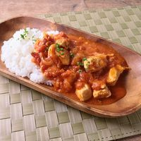セネガルの家庭料理 マフェ