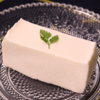 簡単豆腐レアチーズケーキ