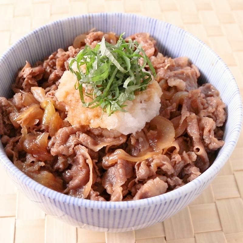牛 丼 アレンジ レシピ
