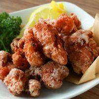 焼肉のタレで簡単 鶏の唐揚げ