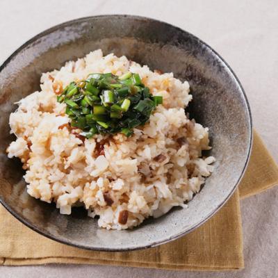 炊飯器で韓国風鯛めし