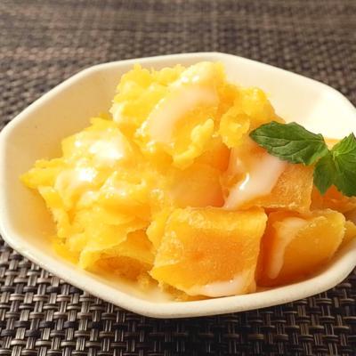 丸ごとマンゴーの台湾かき氷