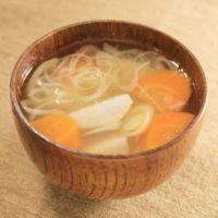 ほっこり里芋のお味噌汁