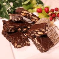 ザクザク!贅沢チョコレートバー