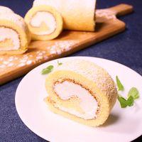 シンプルが美味しい!基本のプレーンロールケーキ