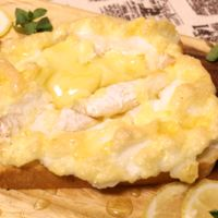 ふわふわチーズクラウドパン