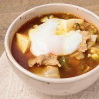 レタス大量消費 チゲ風スープ